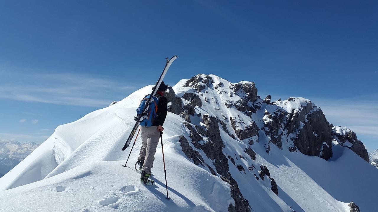 Górskie sporty